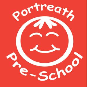 Portreath Pre school logo